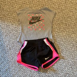 Girls Nike Summer Outfit
